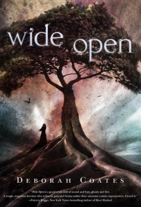 Wide Open. Novel from Tor. March 2012